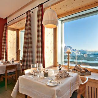 Foto del ristorante Panoramarestaurant Muottas Muragl