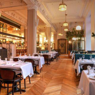 A photo of Henri Brasserie Française restaurant