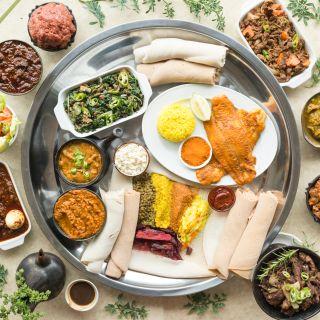 GeBeta Ethiopian Cafe and Restaurant