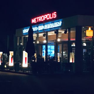 Foto von METROPOLIS Lounge Walldorf Restaurant