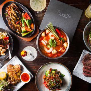 A photo of Nahm Thai Restaurant and Bar restaurant
