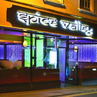 A photo of Spice Valley restaurant
