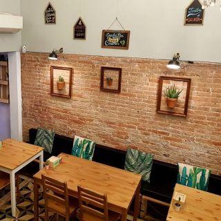 Una foto del restaurante CACTUS CAFÉ