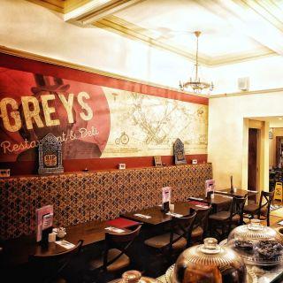 A photo of Grey's Restaurant restaurant