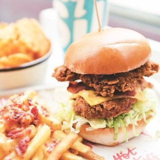 A photo of Ed's Diner - Watford restaurant