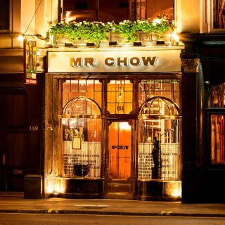 A photo of MR CHOW restaurant