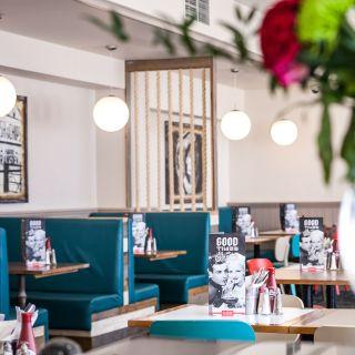 Una foto del restaurante Harry Ramsden's - Blackpool