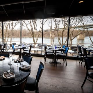 A photo of River: A Waterfront Restaurant & Bar restaurant