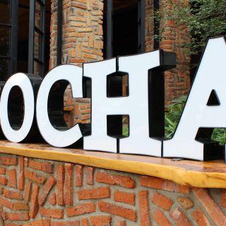 La Bocha - Av. México