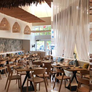 A photo of Balos restaurant