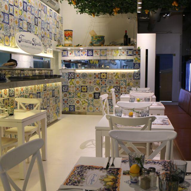 Terrazza Ravello Restaurant Barcelona Barcelona Opentable