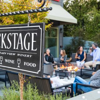A photo of Backstage Wine Bar restaurant