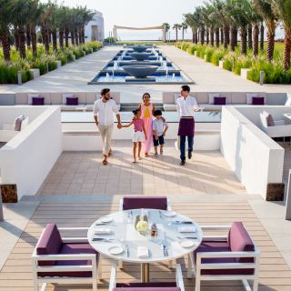 A photo of Nama Global Dining - InterContinental Fujairah Resort restaurant