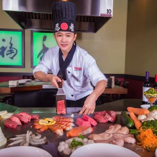A photo of Kobe Japanese Steakhouse - Bruce B Downs restaurant