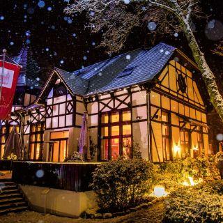 Een foto van restaurant Restaurant Villa im Tal