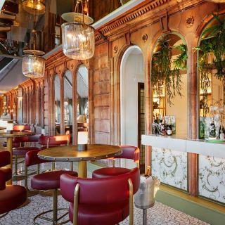 Perrier - Jouet Champagne Terrace
