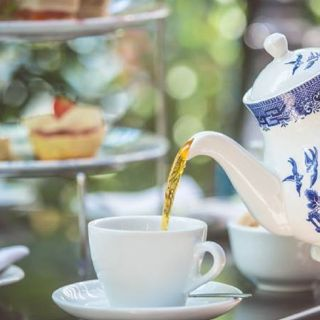 Afternoon Tea at Malone Lodge Hotel