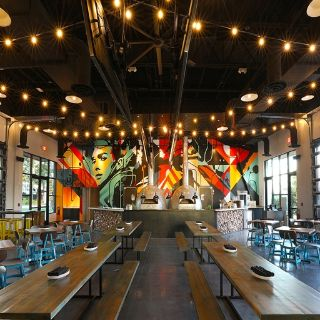A photo of Park Pizza & Brewing Company restaurant