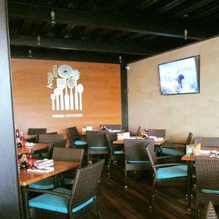 Una foto del restaurante Acqua Terra