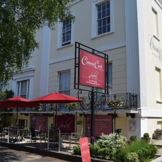 A photo of Joules Bar and Restaurant at Clarence Court Hotel restaurant