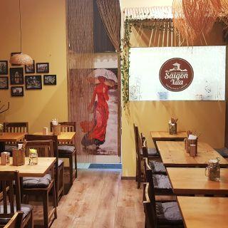 A photo of Saigon Xua restaurant