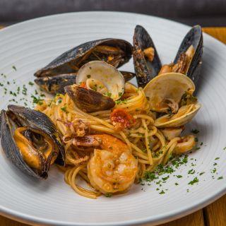 A photo of Mascalzone restaurant