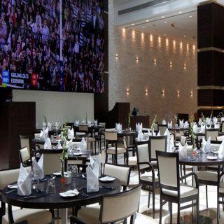 A photo of Oasis Restaurant - Holiday Inn Riyadh - Meydan restaurant
