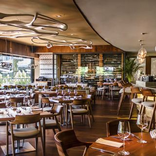 Una foto del restaurante Harry's - Playa del Carmen