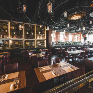 A photo of Legato restaurant