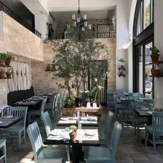 A photo of Orto Santa Monica restaurant