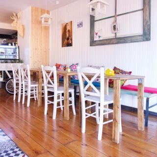 Una foto del restaurante Garden Caffè