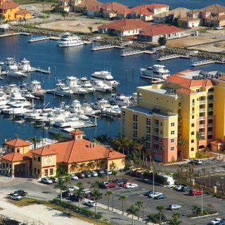 A photo of Riviera Dunes Dockside restaurant
