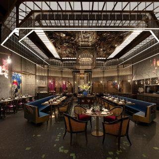 A photo of Mott 32 - Las Vegas restaurant