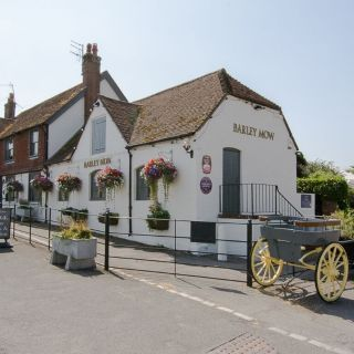 A photo of The Barley Mow restaurant
