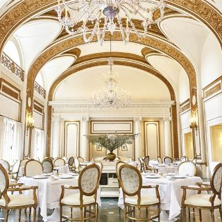 A photo of The French Room restaurant