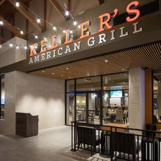 A photo of Keller's American Grill - Isle Casino Bettendorf restaurant