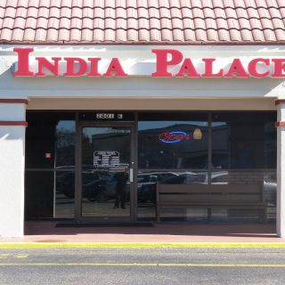A photo of India Palace - Montgomery restaurant