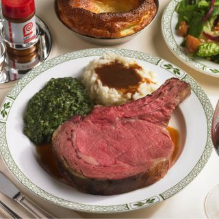 A photo of Lawry's The Prime Rib Singapore restaurant