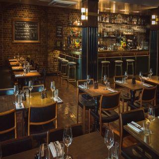 A photo of Hawksmoor Spitalfields restaurant