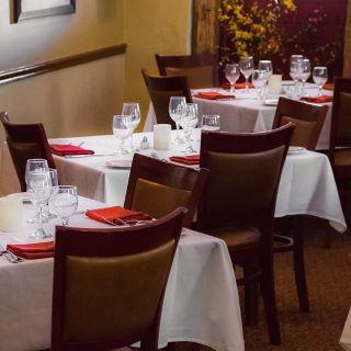 A photo of Joseph Ambler Inn restaurant