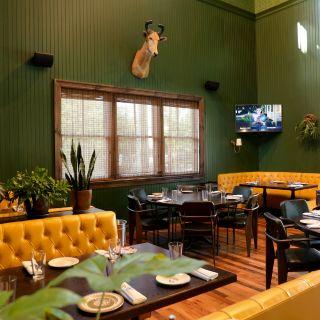 A photo of Merchant House Dallas restaurant