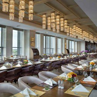 The Lounge - JW Marriott Hotel Harbin River North