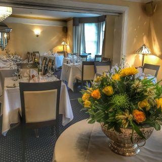 A photo of Beechwood Hotel & Restaurant restaurant