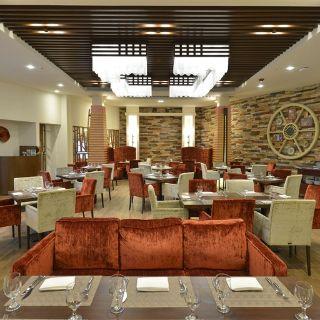 A photo of TEX MEX  - InterContinental Al Jubail restaurant