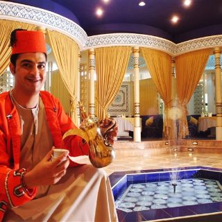 A photo of Al-Diwan  - InterContinental Al Jubail restaurant