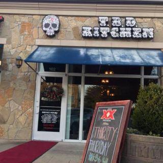 A photo of TBD Kitchen restaurant