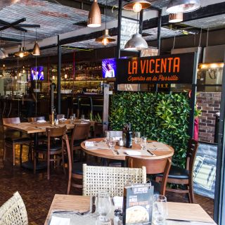A photo of La Vicenta - Masaryk restaurant