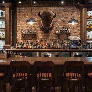 A photo of The DERRICK Gin Mill & Bar restaurant