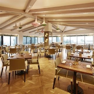 A photo of Boxwood at The London restaurant