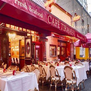 A photo of Cafe Tiramisu restaurant